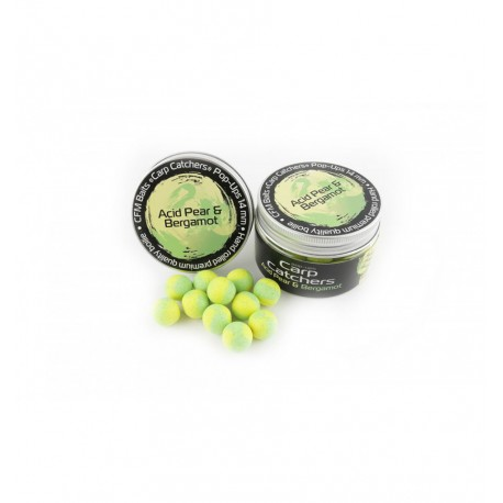 Pop-up Carp Catchers «Acid Pear&Bergamot» 14mm