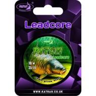 Лидкор PITON 45Lb 10 м камуфляж зеленый
