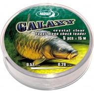 Моно шок лидер GALAXY 0.30-0.57 mm