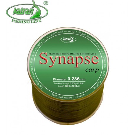 Леска Synapse Carp 0.261мм 1000м