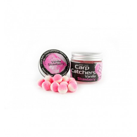 Pop-up Carp Catchers «Vanilla Strawberry» 10mm