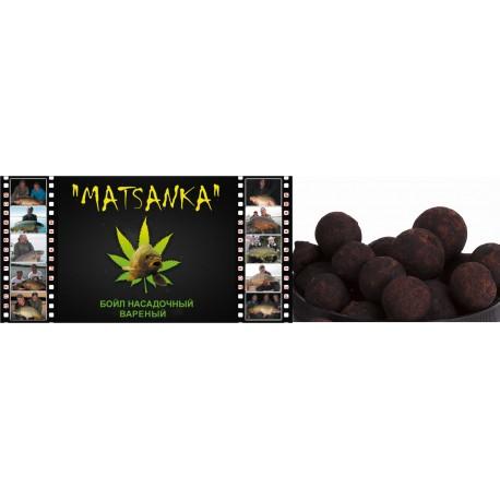 Насадочные Бойлы в дипе Matsanka Original 15mm STS (варенные)
