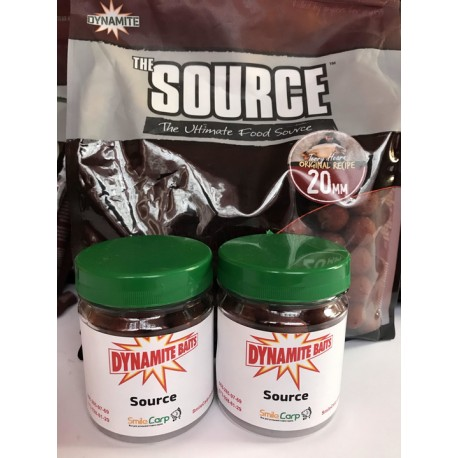 Бойлы Dynamite Baits Source