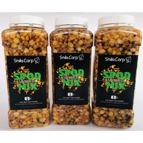 Готовая зерновая смесь Spod Mix 1кг