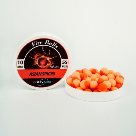 ASIAN SPICES POP-UPS 10MM