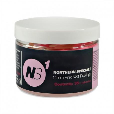 NS1 Pop Ups Pink 14mm