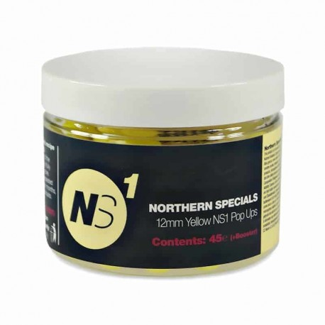 NS1 Pop Ups Yellow 14mm