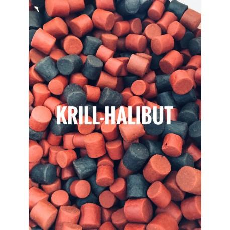 Пеллетс Krill-Halibut Mix 1кг