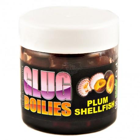 Бойлы Дипованные Plum Shellfish, 10*16мм
