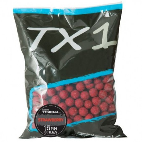 TRIBAL TX1 STRAWBERRY BOILIES 15MM