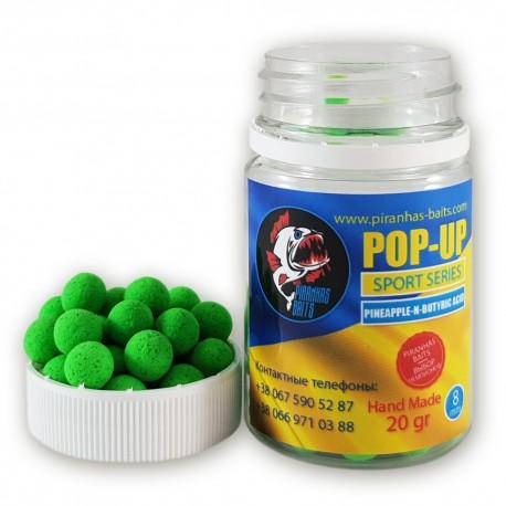 Pop-up Ананас/Масляная кислота 8мм