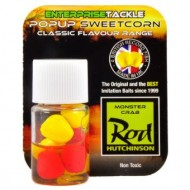 Classic Flavour Range Monster Crab Corn Yellow/Red R.Hutchinson