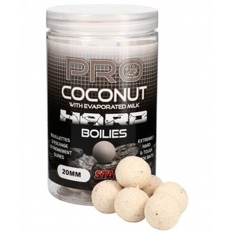 Бойлы Starbaits Coconut HARD 20мм