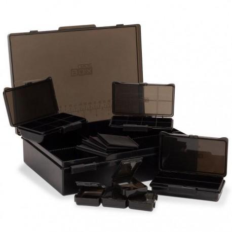 Коробка Nash BoxLogic Medium Tackle Box Loaded
